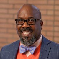 USC Assistant Professor of Gerontology Reggie Tucker-Seeley